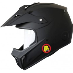 CASQUE CROSS FIA SNELL 2015